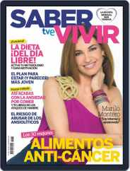 Saber Vivir (Digital) Subscription May 18th, 2016 Issue