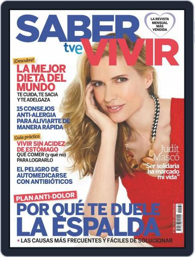 Saber Vivir (Digital) March 17th, 2016 Issue Cover