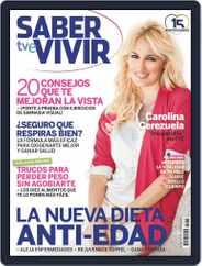 Saber Vivir (Digital) Subscription September 1st, 2015 Issue