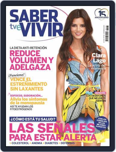 Saber Vivir (Digital) July 16th, 2015 Issue Cover