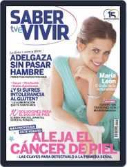 Saber Vivir (Digital) Subscription June 18th, 2015 Issue
