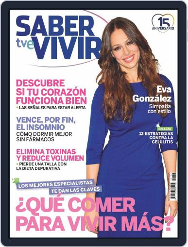 Saber Vivir (Digital) May 20th, 2015 Issue Cover