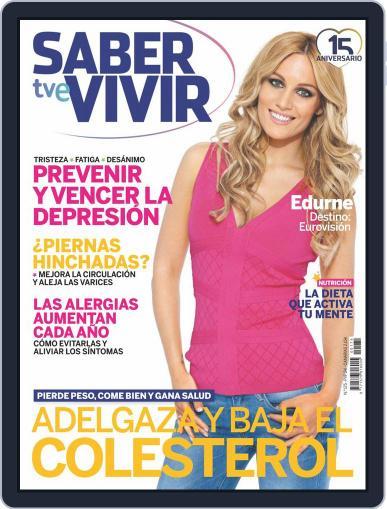 Saber Vivir (Digital) April 19th, 2015 Issue Cover