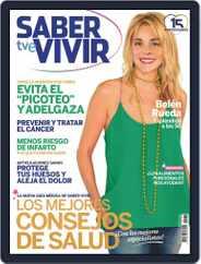 Saber Vivir (Digital) Subscription March 19th, 2015 Issue