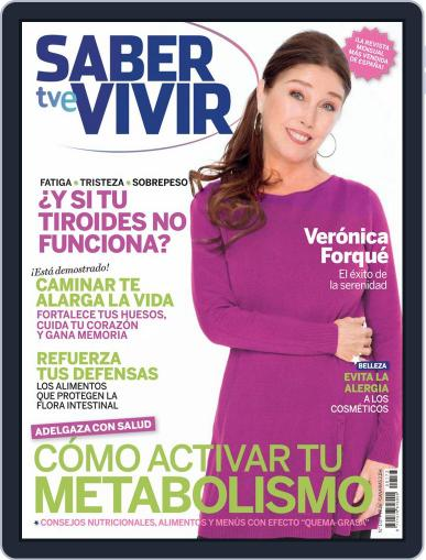 Saber Vivir (Digital) February 19th, 2015 Issue Cover