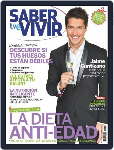 Saber Vivir (Digital) December 17th, 2014 Issue Cover