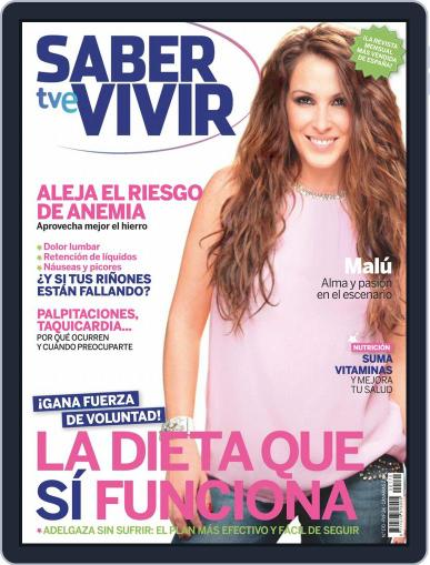 Saber Vivir (Digital) November 19th, 2014 Issue Cover