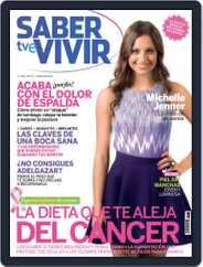 Saber Vivir (Digital) Subscription October 19th, 2014 Issue