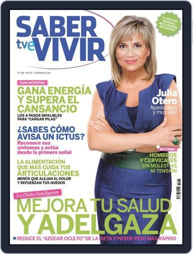 Saber Vivir (Digital) September 22nd, 2014 Issue Cover