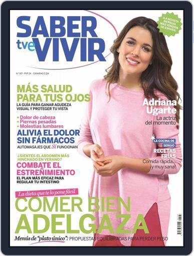 Saber Vivir (Digital) August 24th, 2014 Issue Cover