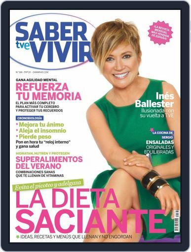 Saber Vivir (Digital) July 26th, 2014 Issue Cover