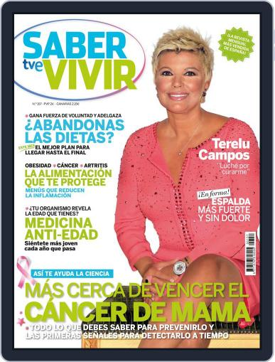 Saber Vivir (Digital) October 16th, 2013 Issue Cover