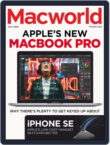 Macworld UK (Digital) July 1st, 2020 Issue Cover
