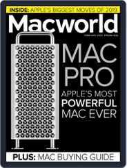 Macworld UK (Digital) Subscription February 1st, 2020 Issue