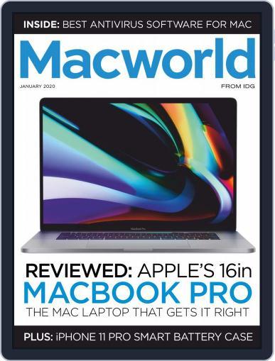 Macworld UK January 1st, 2020 Digital Back Issue Cover