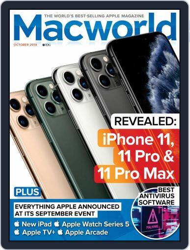 Macworld UK October 1st, 2019 Digital Back Issue Cover