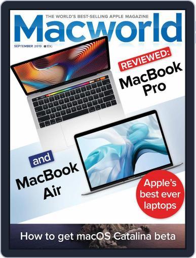 Macworld UK September 1st, 2019 Digital Back Issue Cover
