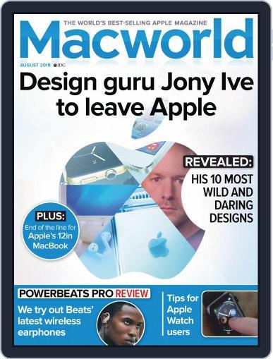 Macworld UK (Digital) August 1st, 2019 Issue Cover