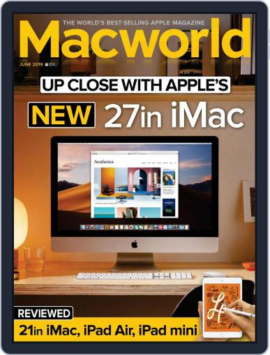 Macworld UK June 1st, 2019 Digital Back Issue Cover