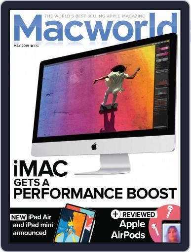 Macworld UK (Digital) May 1st, 2019 Issue Cover