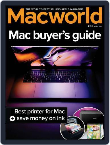 Macworld UK (Digital) April 1st, 2019 Issue Cover