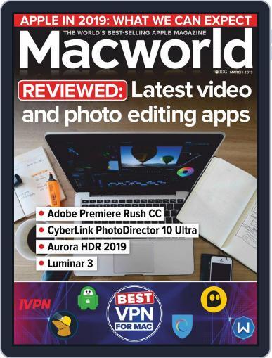 Macworld UK (Digital) March 1st, 2019 Issue Cover