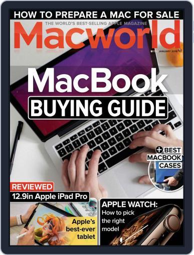 Macworld UK (Digital) January 1st, 2019 Issue Cover