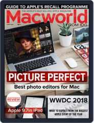 Macworld UK (Digital) Subscription June 1st, 2018 Issue