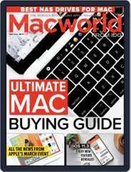 Macworld UK (Digital) Subscription May 1st, 2018 Issue