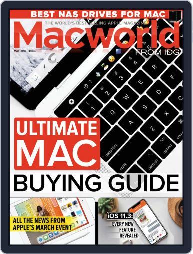 Macworld UK (Digital) May 1st, 2018 Issue Cover