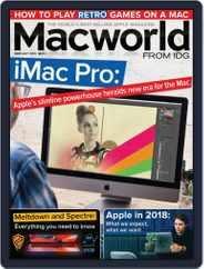 Macworld UK (Digital) Subscription February 1st, 2018 Issue