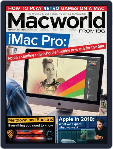 Macworld UK (Digital) February 1st, 2018 Issue Cover