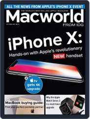 Macworld UK (Digital) Subscription October 1st, 2017 Issue