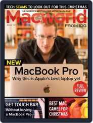 Macworld UK (Digital) Subscription January 1st, 2017 Issue