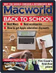 Macworld UK (Digital) Subscription September 1st, 2016 Issue