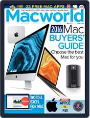 Macworld UK (Digital) Subscription March 18th, 2016 Issue