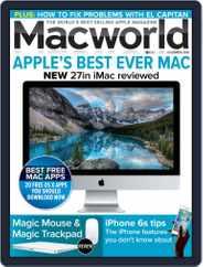 Macworld UK (Digital) Subscription December 1st, 2015 Issue