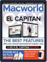 Macworld UK (Digital) Subscription November 1st, 2015 Issue