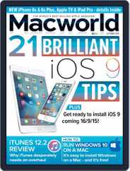 Macworld UK (Digital) Subscription October 1st, 2015 Issue