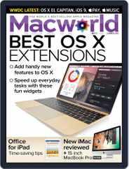Macworld UK (Digital) Subscription July 30th, 2015 Issue