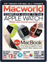 Macworld UK (Digital) Subscription April 1st, 2015 Issue