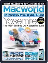 Macworld UK (Digital) Subscription August 6th, 2014 Issue