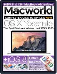 Macworld UK (Digital) Subscription June 18th, 2014 Issue