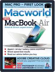 Macworld UK (Digital) Subscription July 10th, 2013 Issue
