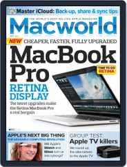 Macworld UK (Digital) Subscription April 4th, 2013 Issue