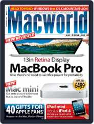 Macworld UK (Digital) Subscription November 21st, 2012 Issue