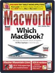 Macworld UK (Digital) Subscription October 31st, 2012 Issue