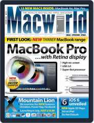 Macworld UK (Digital) Subscription June 21st, 2012 Issue