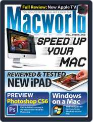 Macworld UK (Digital) Subscription April 4th, 2012 Issue