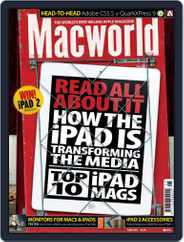 Macworld UK (Digital) Subscription May 4th, 2011 Issue